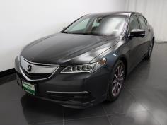 2015 Acura TLX 3.5