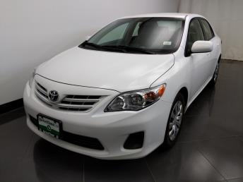 2013 Toyota Corolla LE - 1230031640