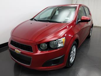 2015 Chevrolet Sonic LT - 1230031647