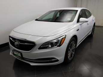 Used 2017 Buick LaCrosse