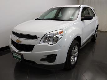 2015 Chevrolet Equinox LS - 1230031666