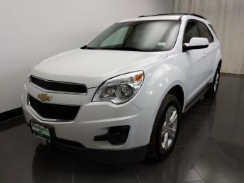 2015 Chevrolet Equinox LT - 1230031690