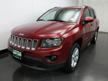 Used 2017 Jeep Compass