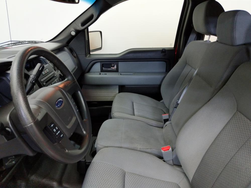 2014 Ford F-150 SuperCrew Cab XL 5.5 ft - 1230031767