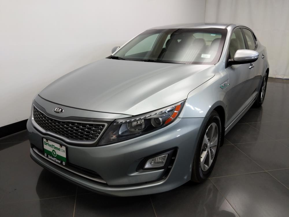 2014 kia optima lx hybrid for sale in albuquerque. Black Bedroom Furniture Sets. Home Design Ideas