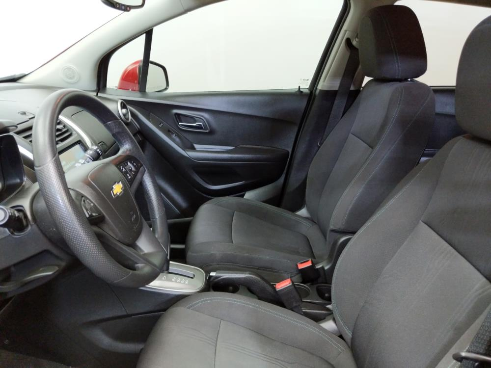 2016 Chevrolet Trax LT - 1230031934