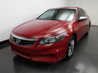 2012 Honda Accord EX-L - 1230031992