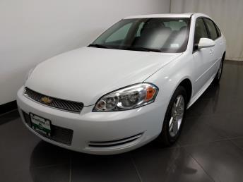 2013 Chevrolet Impala LT - 1230032012