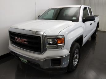 Used 2014 GMC Sierra 1500 Double Cab