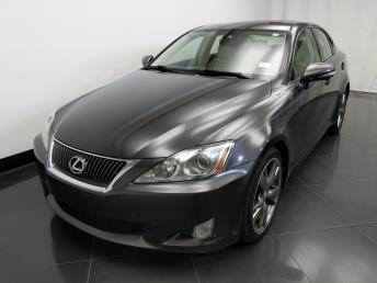 Used 2010 Lexus IS 250