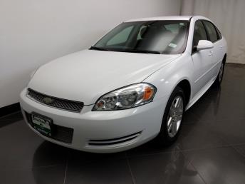 2012 Chevrolet Impala LT - 1230032110