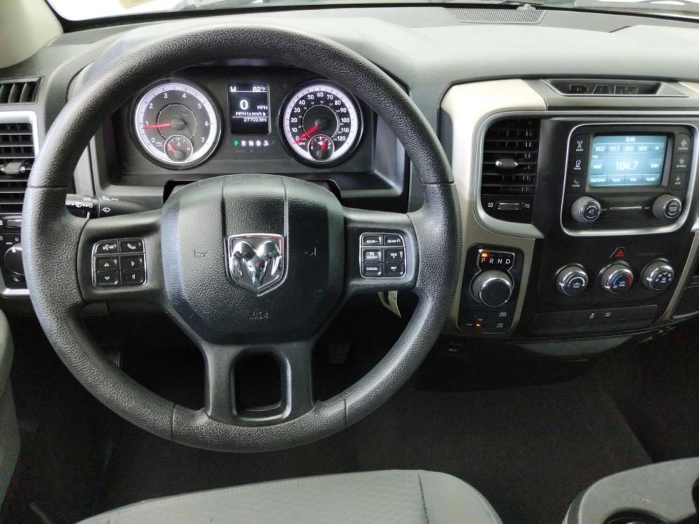 2017 Dodge Ram 1500 Quad Cab SLT 6.3 ft - 1230032293
