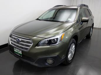 Used 2016 Subaru Outback