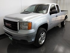2012 GMC Sierra 2500 HD Extended Cab Work Truck 8 ft
