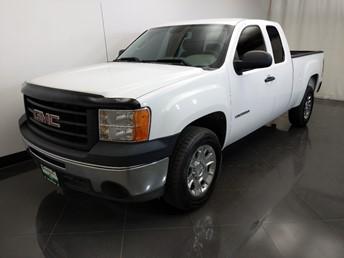 Used 2011 GMC Sierra 1500