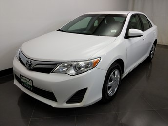 2014 Toyota Camry LE - 1230032718