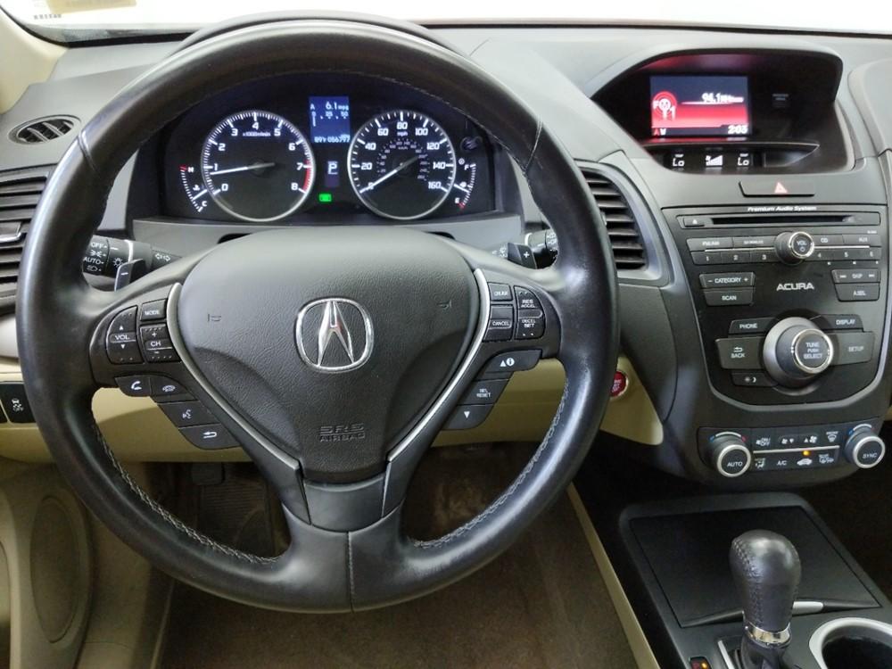 2016 Acura RDX  - 1230032788