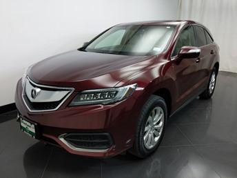 Used 2016 Acura RDX