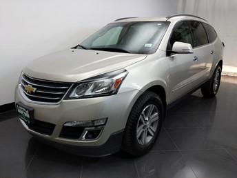 2015 Chevrolet Traverse LT - 1230032790