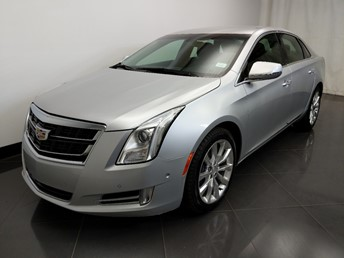 2017 Cadillac XTS Luxury - 1230032800