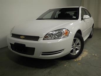 2012 Chevrolet Impala - 1240008460