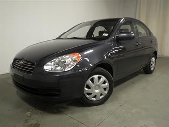 2009 Hyundai Accent GLS - 1240008676