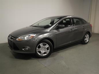 2012 Ford Focus - 1240010036