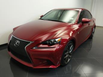 2014 Lexus IS 250  - 1240011282