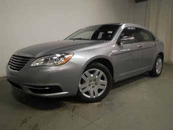 2014 Chrysler 200 - 1240011321