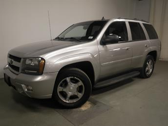 2008 Chevrolet TrailBlazer - 1240012125