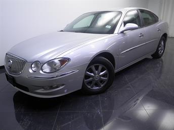 2009 Buick LaCrosse - 1240012992