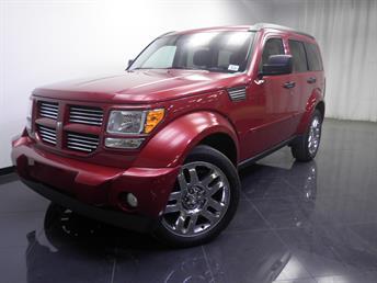 2011 Dodge Nitro - 1240013024