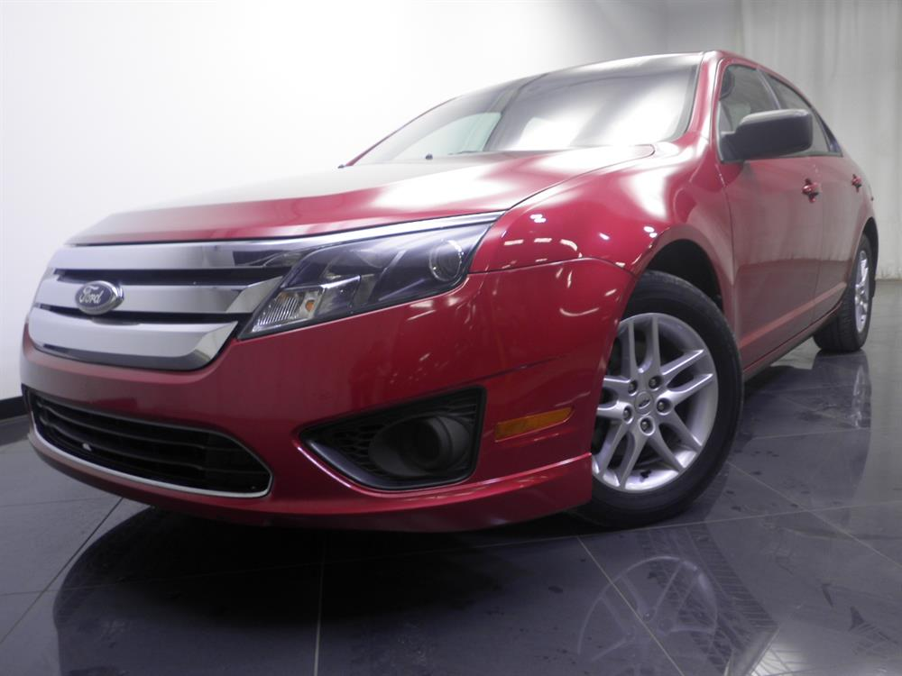 2012 Ford Fusion - 1240013558