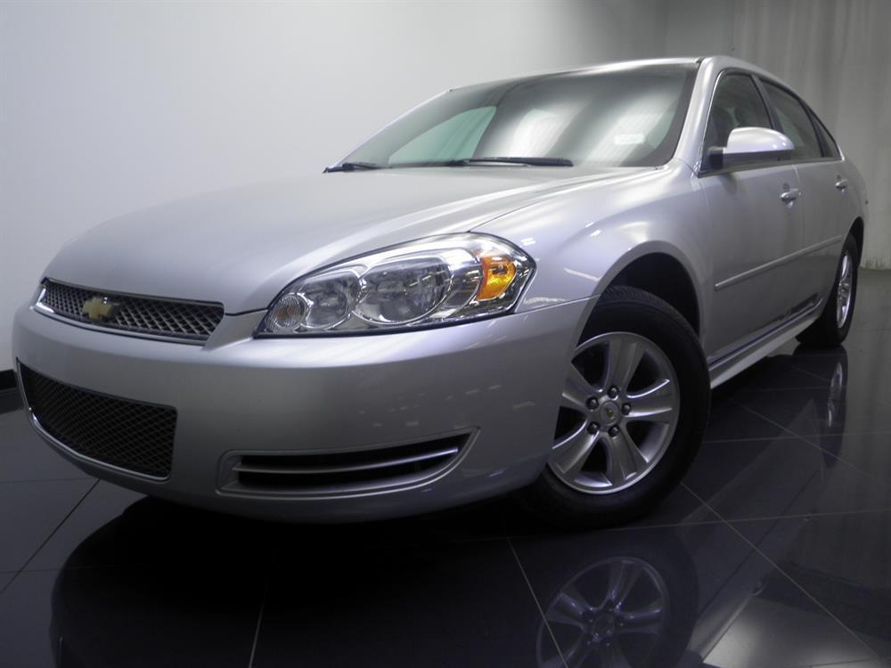 2013 Chevrolet Impala - 1240013699