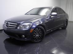 2008 Mercedes-Benz C300 Luxury 4MATIC