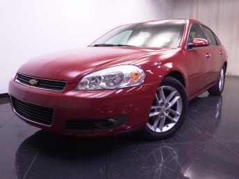 2008 Chevrolet Impala - 1240013880