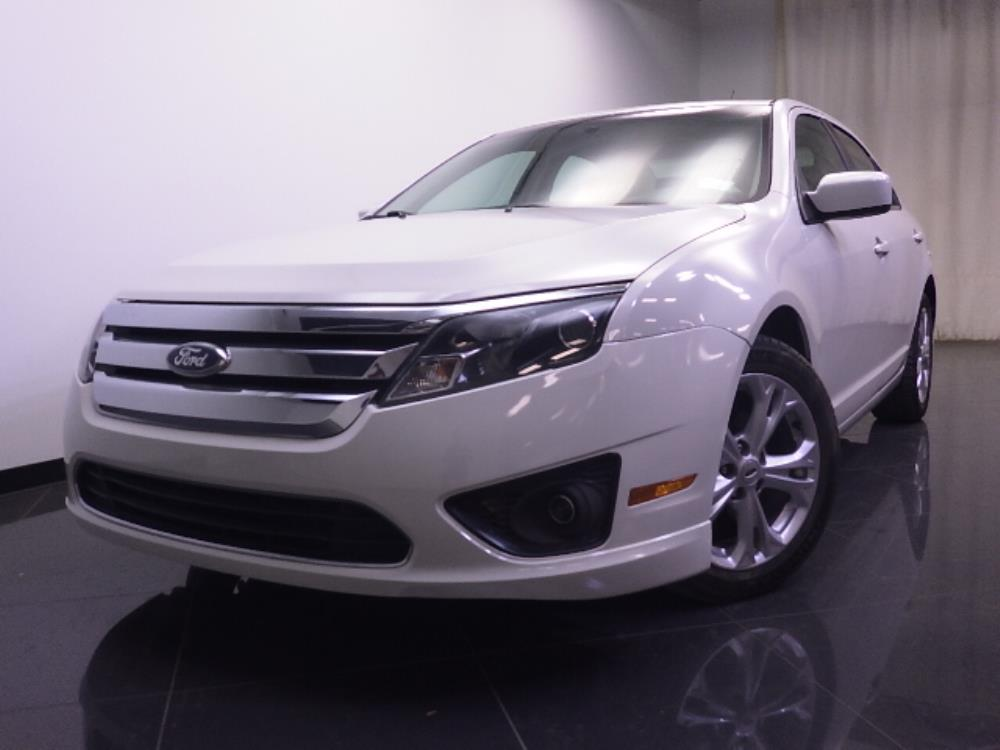 2012 Ford Fusion - 1240014406