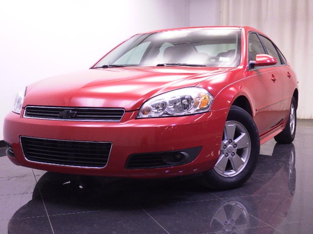 2011 Chevrolet Impala - 1240014653