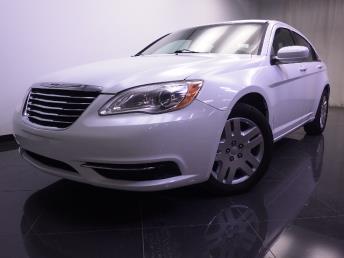 2012 Chrysler 200 - 1240014956