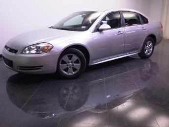 2010 Chevrolet Impala - 1240015333