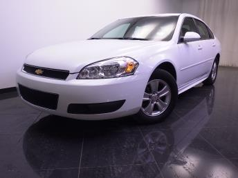 2014 Chevrolet Impala Limited - 1240015409