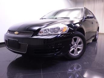 2012 Chevrolet Impala - 1240015525