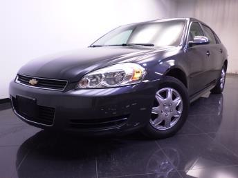 2010 Chevrolet Impala - 1240015602