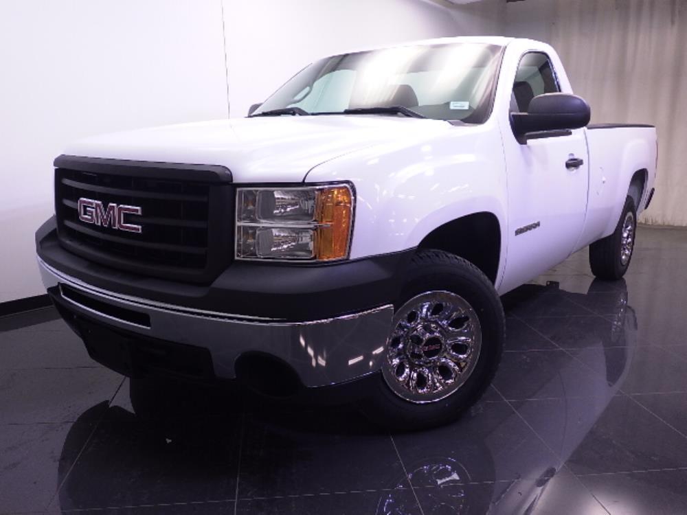 2012 GMC Sierra 1500 - 1240015643