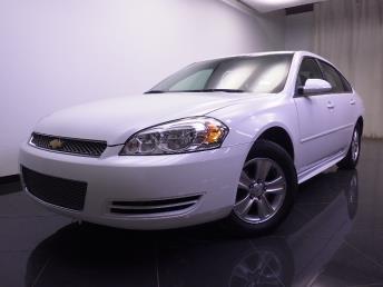 2014 Chevrolet Impala Limited - 1240015683
