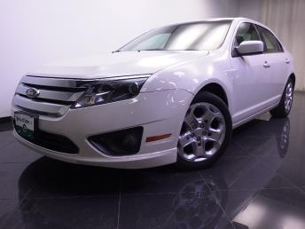 2011 Ford Fusion - 1240015721
