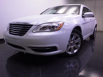 2013 Chrysler 200 - 1240015723