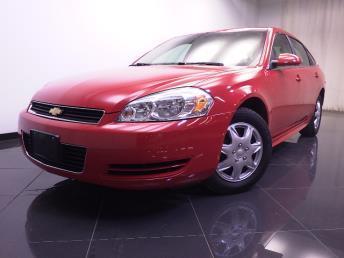 2009 Chevrolet Impala - 1240016100