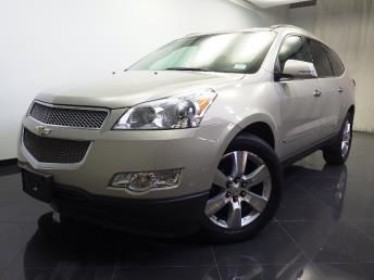 2011 Chevrolet Traverse - 1240016164