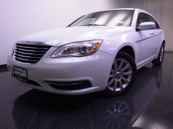 2013 Chrysler 200 - 1240016360